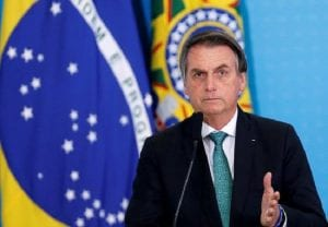 "Novel coronavirus may have been made in laboratory to wage ""biological warfare"": Brazil's President Jair Bolsonaro (Video)"