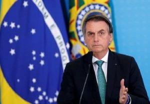 "Novel coronavirus may have been made in laboratory to wage ""biological warfare"": Brazil's President Jair Bolsonaro (Video)"