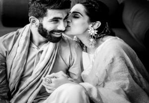 Jasprit Bumrah wishes wife Sanjana a very 'Happy Birthday', says 'You're my person, I love you'