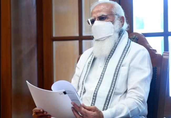12 opposition party leaders write to PM Modi; Seek to halt Central Vista work, free mass COVID-19 vaccination in-country