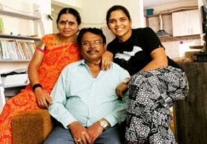 Two weeks after mother's demise, Veda Krishnamurthy loses sister to COVID-19