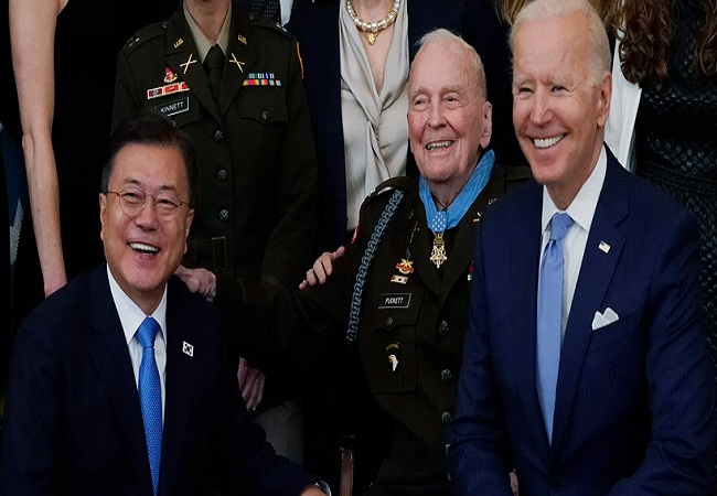 Biden reiterates support for two-state solution to Israel-Palestinian conflict