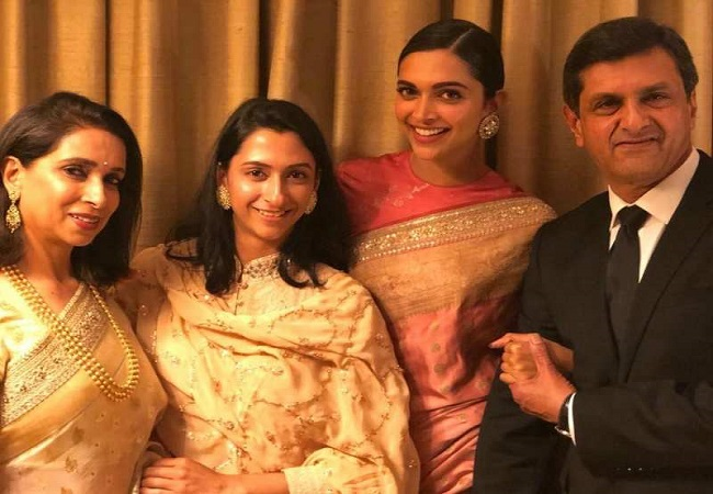 Deepika Padukone tests positive for Covid-19; Family members also contracted the virus
