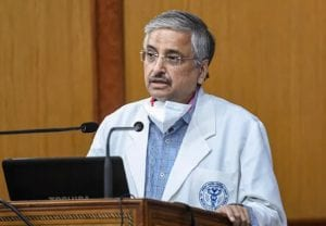 One CT-Scan is equivalent to 300 chest x-rays, it's very harmful, warns AIIMS Director Dr Guleria