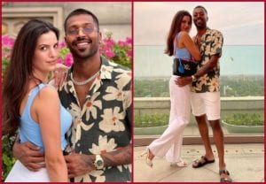 It's LOVE! Hardik Pandya shares Pictures with Natasa Stankovic; See here
