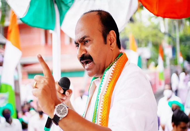 Congress appoints V D Satheesan as Leader of Opposition in Kerala