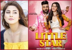 Shehnaaz Gill's thanks 'fans' after her Brother Shehbaz Badesha's Song 'Little Star' garner 2 million in 22 hours