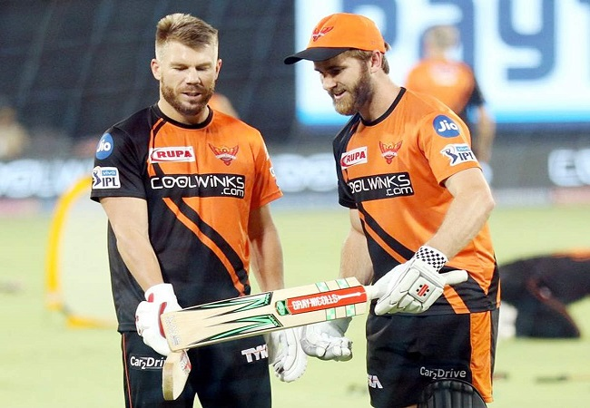 IPL 2021: Kane Williamson replaces David Warner as SRH captain for rest of the season