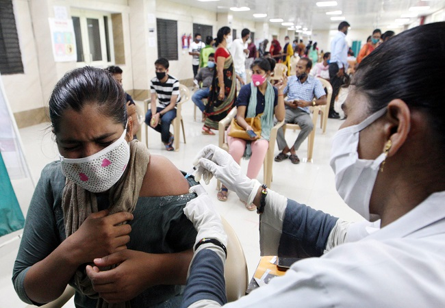 With 86,16,373 COVID-19 vaccinations, India inoculates more than New Zealand's population on June 21