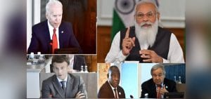 COVID in India: PM Modi expresses appreciation for the support extended by the G7 and other guest countries
