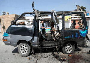 Woman journalist among four people killed in Kabul blasts