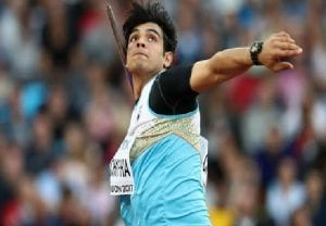 WHAT A THROW: Neeraj Chopra qualifies for men's final in first attempt