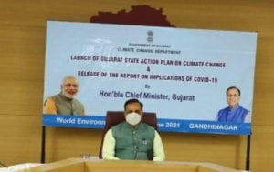 Gujarat pushes for solar and electric vehicles to address challenges of climate change