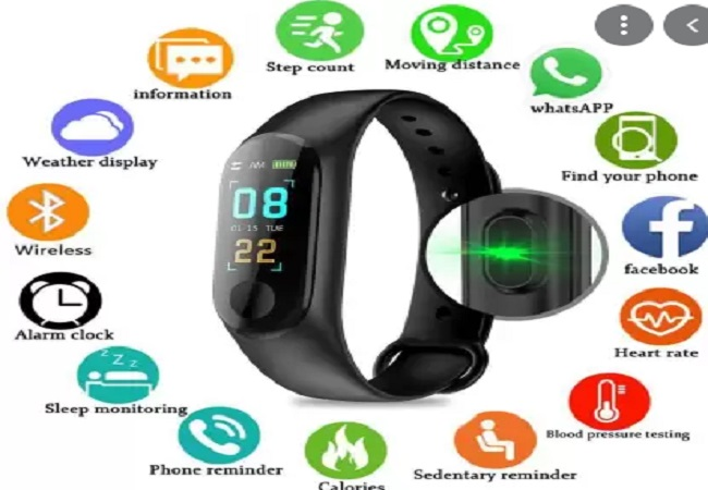 father day - fitness band