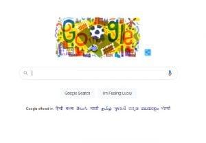 UEFA Euro 2020: Google Doodle marks the beginning of European Football Championship