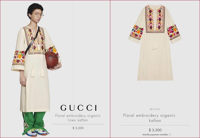 DesiTwitter trolls Gucci for selling Indian Kurta for Rs 2.5 lakh; Read hilarious reactions