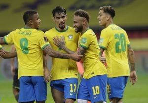 FIFA World Cup Qualifiers: Home teams stumble, Neymar helps Brazil to get perfect six | Match Report