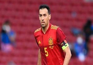 Euro 2020: Spain skipper Sergio Busquets tests positive for COVID-19