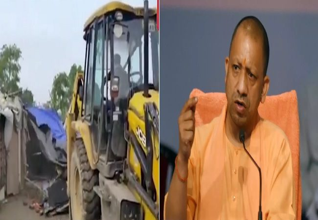 Yogi govt's crackdown on Rohingyas in Delhi, illegal refugee camps bulldozed in Madanpur Khadar (VIDEO)