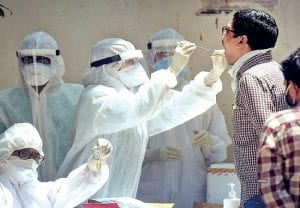 India reports 39,742 new COVID-19 cases, 535 deaths