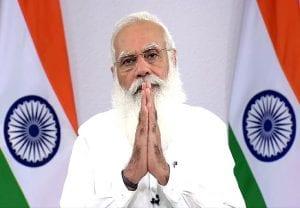 PM Modi extends Guru Purnima greetings