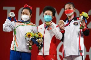 Tokyo Olympics: Weightlifter Hou to be tested by anti-doping authorities, silver medallist Chanu stands chance to get medal upgrade