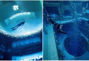 WATCH: Dubai opens world's deepest pool with underwater mall, restaurants and entire film city