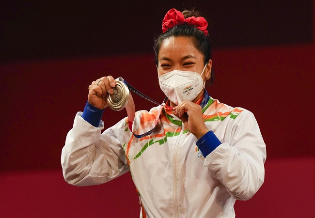 Olympic Silver medalist Mirabai Chanu appointed as Additional Superintendent of Police by Manipur govt