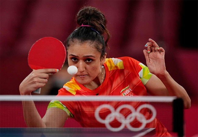 Tokyo Olympics: Paddler Manika Batra comes from behind to progress to Round 3