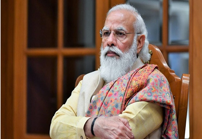 PM Modi asks BJP MPs to defeat Cong lies with truth, make people aware about govt work
