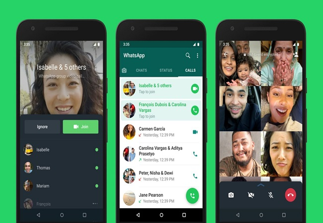 WhatsApp new feature: Join a group call midway that you missed, this is how