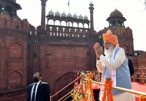 Watch: PM Modi recites inspiring poem on the occasion of I-Day