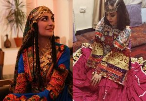 #DoNotTouchMyClothes: Afghan women launch campaign against Taliban