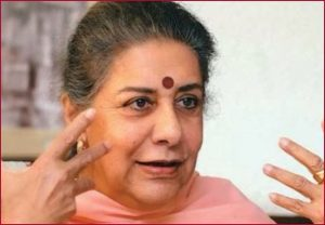 """""""Punjab CM face should be a Sikh,"""" Congress MP Ambika Soni declines offer to head state"""