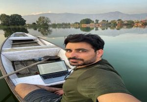 Manav Kaul feels fortunate to spend a day with Gujjars in Kashmir
