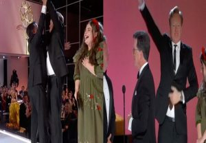 Conan O'Brien goes viral for reaction to Emmys chairman's speech (VIDEO)