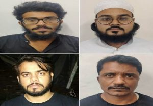 Terror module busted in multi-state op: 6 persons including 2 Pak-trained operatives nabbed