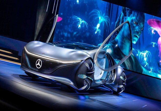 Mercedes Benz showcases new car that can read your mind & complete task that you anticipate