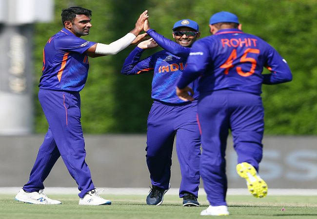 T20 WC: Ashwin, Rahul and Rohit standout performers as India defeat Australia in warm-up