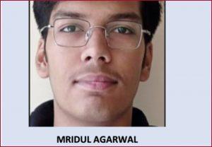 JEE Advanced 2021 Toppers: Delhi boy Mridul Agarwal tops IIT entrance exam JEE-Advanced