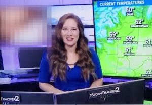 TV station accidentally airs 13 seconds of PORN during weather report, Police starts investigation