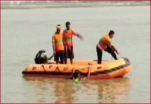 10 missing after boat capsizes in Ghaghara river near UP's Lakhimpur Kheri