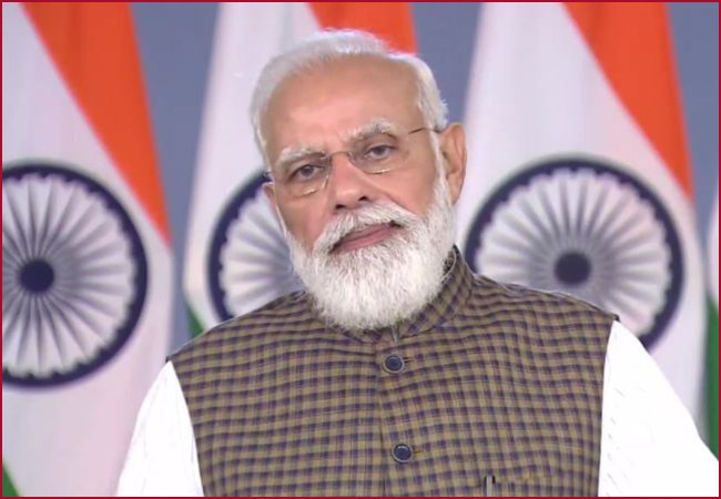 We will not spare those who cheat country, loot poor: PM Modi