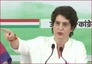 Congress to give 40 pc tickets to women in UP Assembly polls: Priyanka Gandhi Vadra