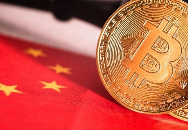 Crypto banned in China