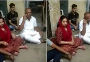 Cong MLA sits on dharna at police station, demands release of nephew caught for drunken driving (VIDEO)