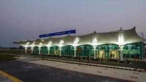 Glimpses of UP's Kushinagar International Airport | See Pics