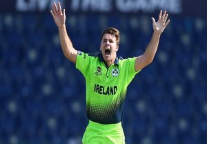 Watch: Ireland's Curtis Campher takes 4 wickets in 4 balls