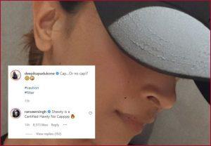 Ranveer Singh calls Deepika Padukone a 'certified hawty'